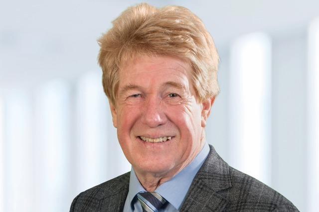 Dr. Uwe Tittmann (Rheinfelden)