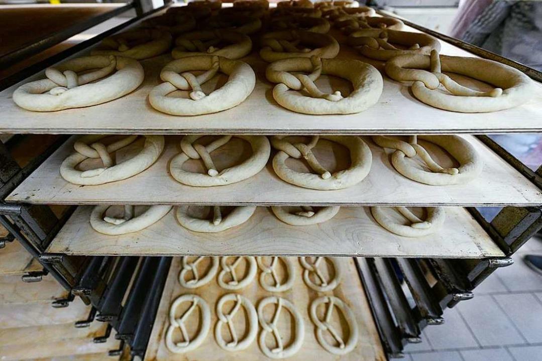 Viele ältere Bäcker haben Mühe, einen ... ihren Betrieb zu finden (Symbolbild).  | Foto: Ingo Schneider