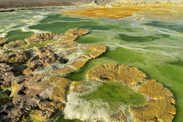Ein Blick auf die Natur Äthiopiens