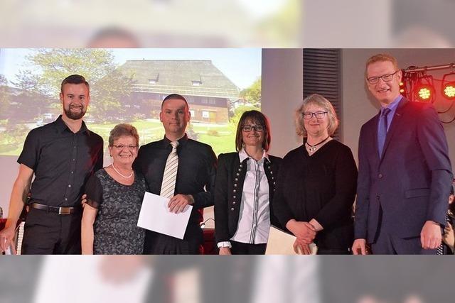 Akkordeonverein Herbolzheim ehrt Mitglieder