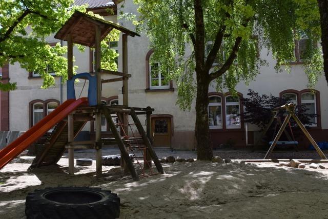 Kinder müssen wegen Brandschutz aus Schopfheimer Kita ausziehen
