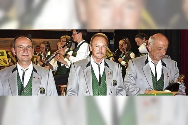 Für 50 Jahre im Verein geehrt