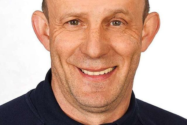 Dietmar Wieber (Kandern-Feuerbach)