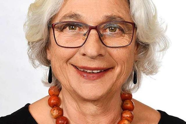Gabriele Weber (Kandern-Tannenkirch)