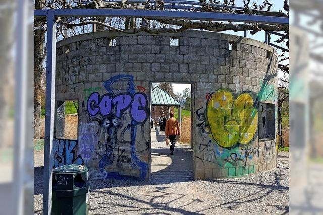 Anti-Graffiti-Aktionstag
