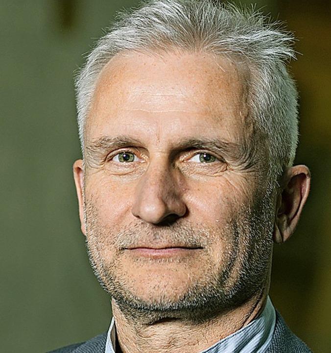 Gerhard Zickenheiner  | Foto: STEFAN KAMINSKI