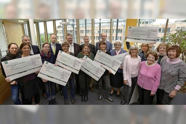 30 000 Euro für soziale Projekte