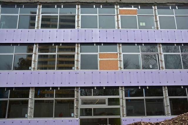 Eltern der Weiler Gemeinschaftsschule machen sich Sorgen, dass Schüler auf Baustelle ziehen