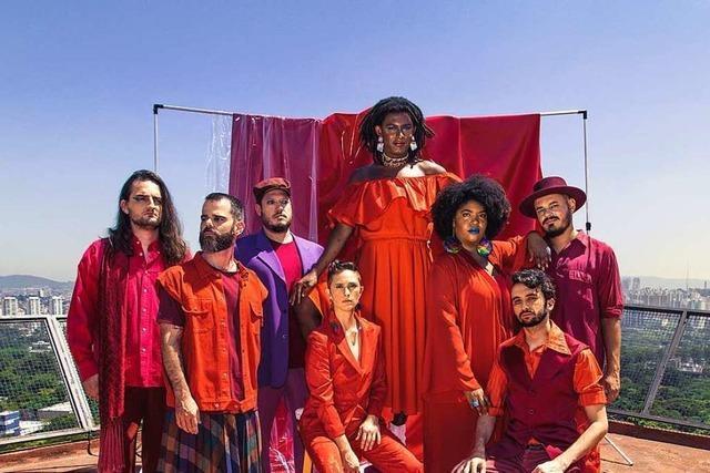 Liniker steht für Brasiliens queere Popszene