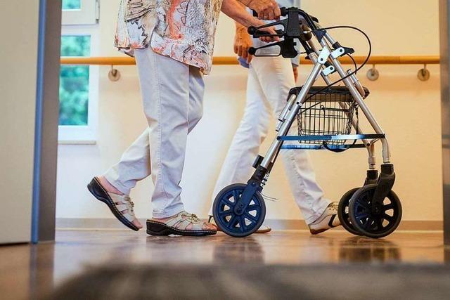 Pflegeheim Wohnpark an der Kander wirtschaftlich in Bedrängnis