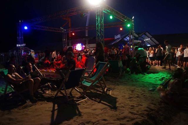 Freiämter Beachparty mit Tobee und Isi Glück