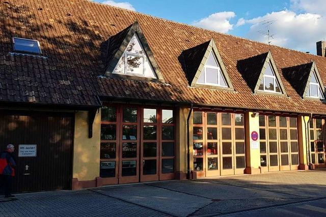Neue Pläne im Umkircher Gewerbegebiet lassen Deutsches Rotes Kreuz außen vor