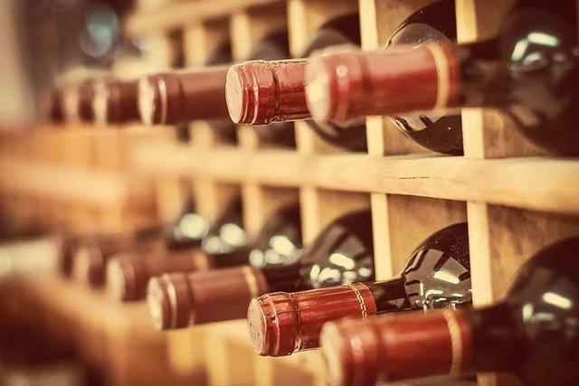 Wie lagere ich meinen Wein richtig?