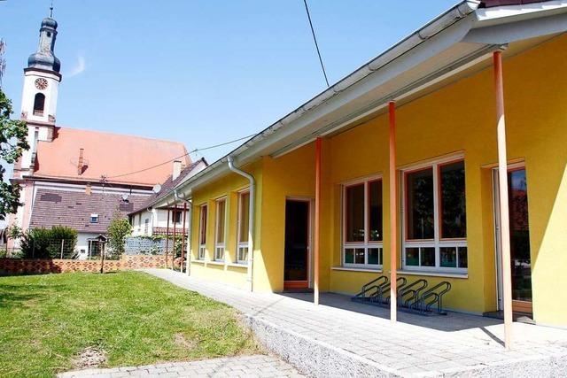 Der evangelische Kindergarten in Meißenheim soll erweitert werden
