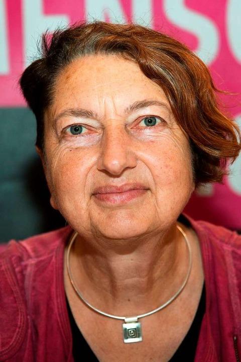 Annelie Buntenbach  | Foto: Jörg Carstensen