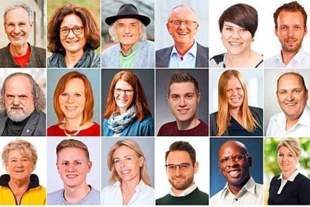 Diese Menschen kandidieren in Südbaden bei der Kommunalwahl 2019