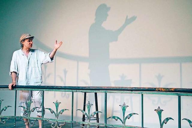 Bei Orte für Worte gibt's Krimis, das Grüffelo und die Geschichte von Rio Reiser