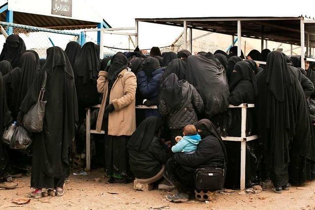Anwalt verklagt Bundesregierung, um IS-Waisen aus Syrien holen zu lassen