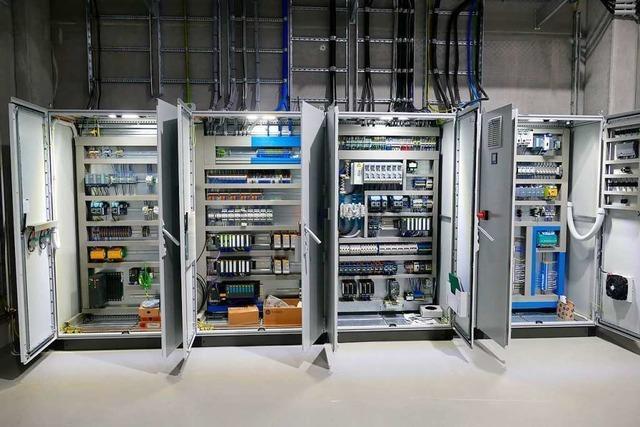 Unangekündigte Kontrolle bei Power-to-Gas-Anlage am Altrhein