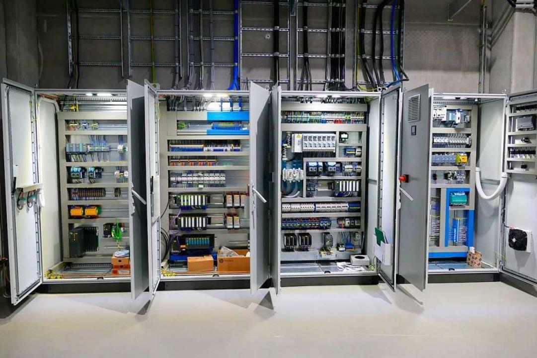 Die Power-to-Gas-Produktion braucht vi...eit und Funktionstüchtigkeit im Fokus.  | Foto: Verena Pichler