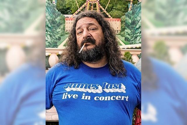 Fränkischer Brachial Comedian Bembers rockt den Schlachthof