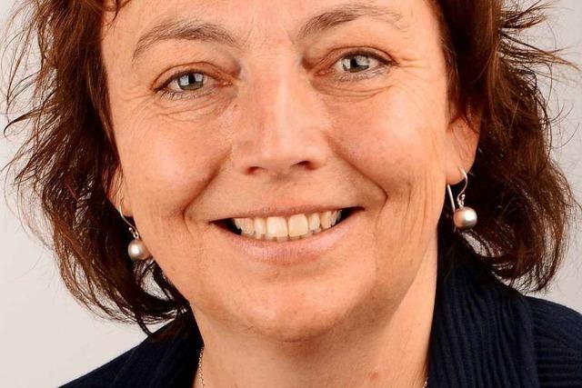 Martina Schäuble (Dachsberg)