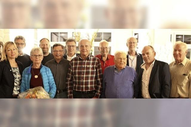 Sportverein ehrt 48 Mitglieder