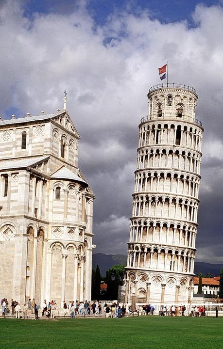 Mal eben nach  Pisa, Paris oder London? In Europa  eine Selbstverständlichkeit   | Foto: Udo Bernhart