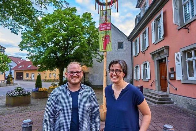 Rettichfest mit Tiroler Musik
