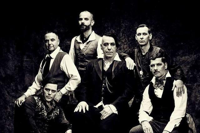 Ein einzelner Song macht Rammstein nicht zur politischen Band