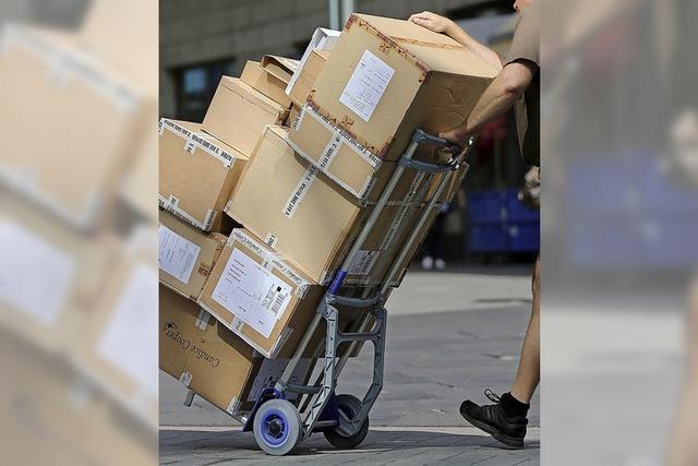 HINTERGRUND: Mehr Kontrolle bei den Paketzustellern