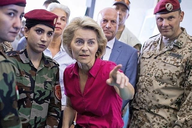 Irankrise erfasst die Bundeswehrmission im Irak