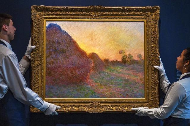 Rekordpreis für Monet-Gemälde