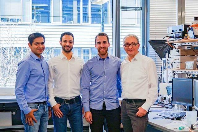 Das Freiburger Start-up Muvap bekommt fast eine Million Euro zur Firmengründung