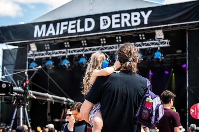 fudder verlost Tickets für das Musikfestival Maifeld Derby in Mannheim