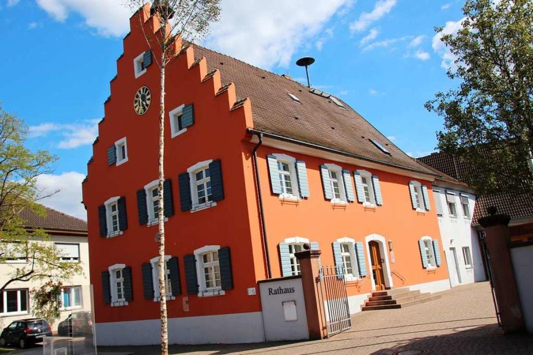 Der Gemeinderat in Gottenheim tagt im Rathaus.  | Foto: Mario Schöneberg
