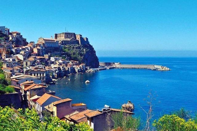Das südliche Italien wie auf Postkarten
