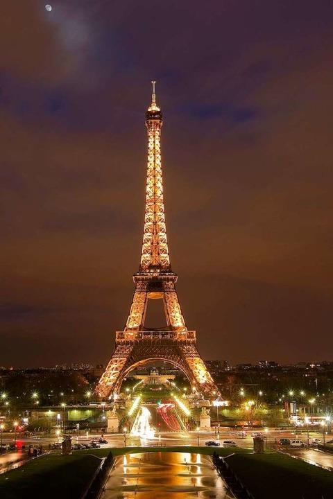 Eiffelturm wird 130 Jahre  | Foto: dpa