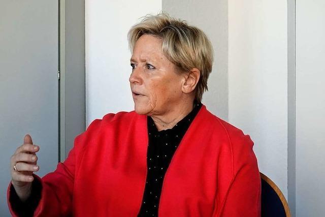 Bildungsministerin Eisenmann: