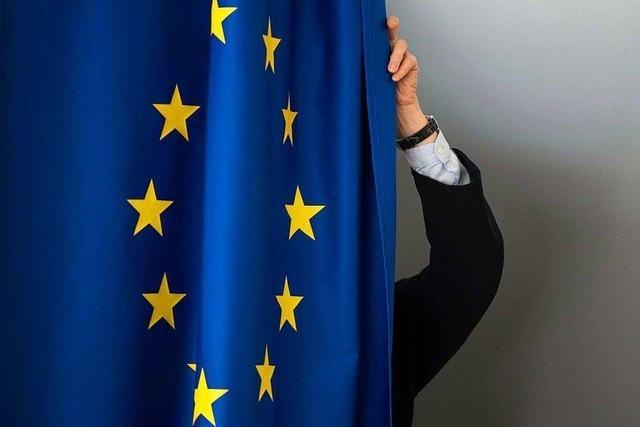 Sie können heute Abend das TV-Duell zur Europawahl bewerten