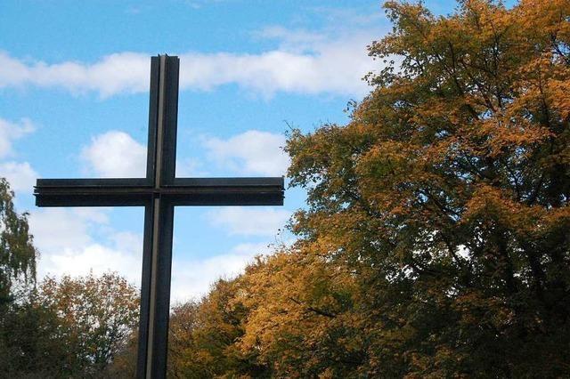 Auseinandersetzung auf dem Weiler Hauptfriedhof