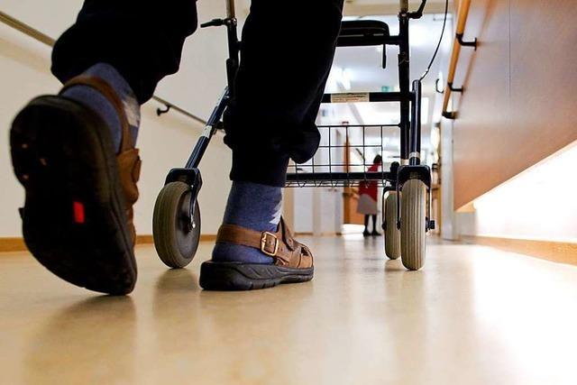 Heimaufsicht: Keine Ausnahmegenehmigung für Kanderner Pflegeheim