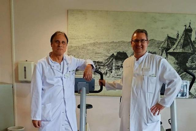 Rehaklinikum stellt neuen Chefarzt für Orthopädie vor