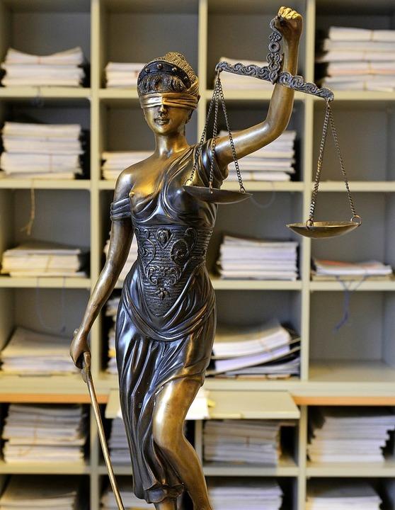 Die Abwägungen, die die Justiz im Fall... treffen hat, sind besonders knifflig.  | Foto: Ingo Schneider