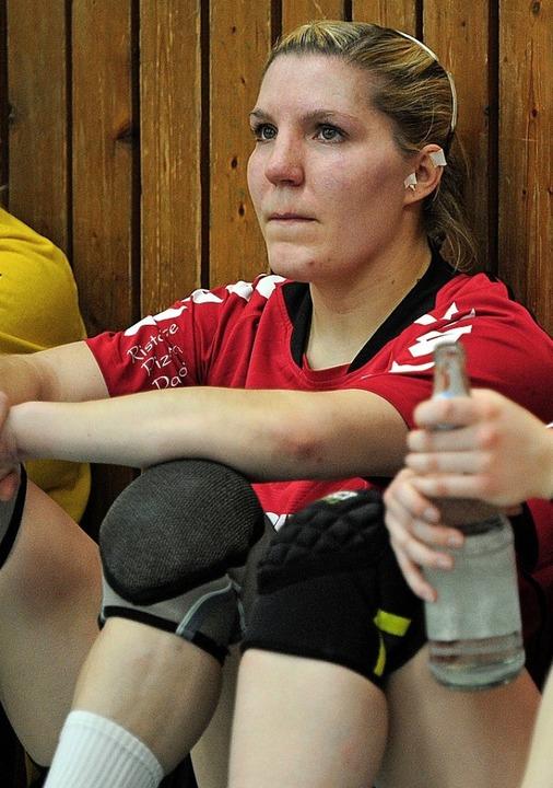 Kerstin Erb erzielte im Hinspiel zehn Tore für die HSG Meißenheim/Nonnenweier.   | Foto: Pressebüro Schaller