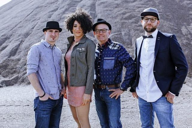 Gunger gong Achern präsentiert Desirée Lobé und Band