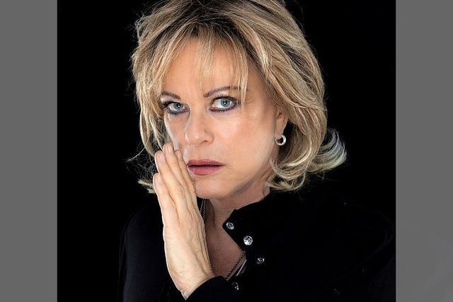 Kabarettistin Lisa Fitz gastiert im Basler Tabourettli