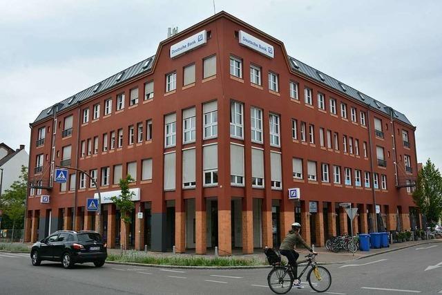 Deutsche Bank gibt Weiler Standort im Herbst auf – Kunden müssen nach Lörrach