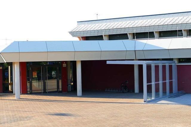 Bürgermeister rechnet bei Sanierung der Reblandhalle in Eimeldingen mit Millionen-Kosten