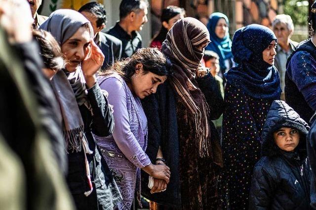 Jesidinnen kämpfen auch in Baden-Württemberg mit dem Trauma der Vernichtung
